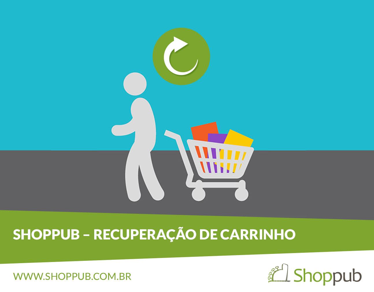 Shoppub - Recuperação de Carrinho