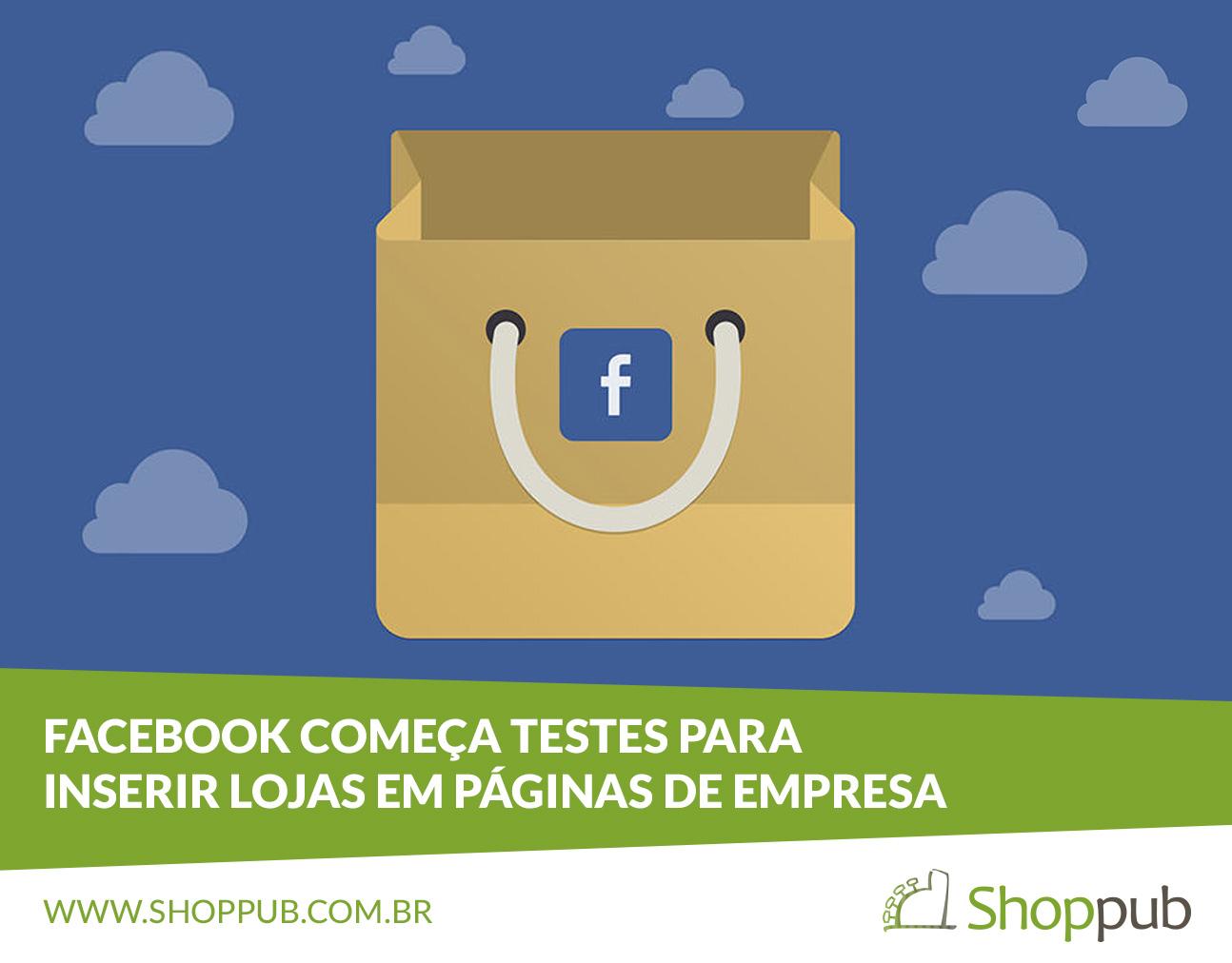 Facebook Lojas
