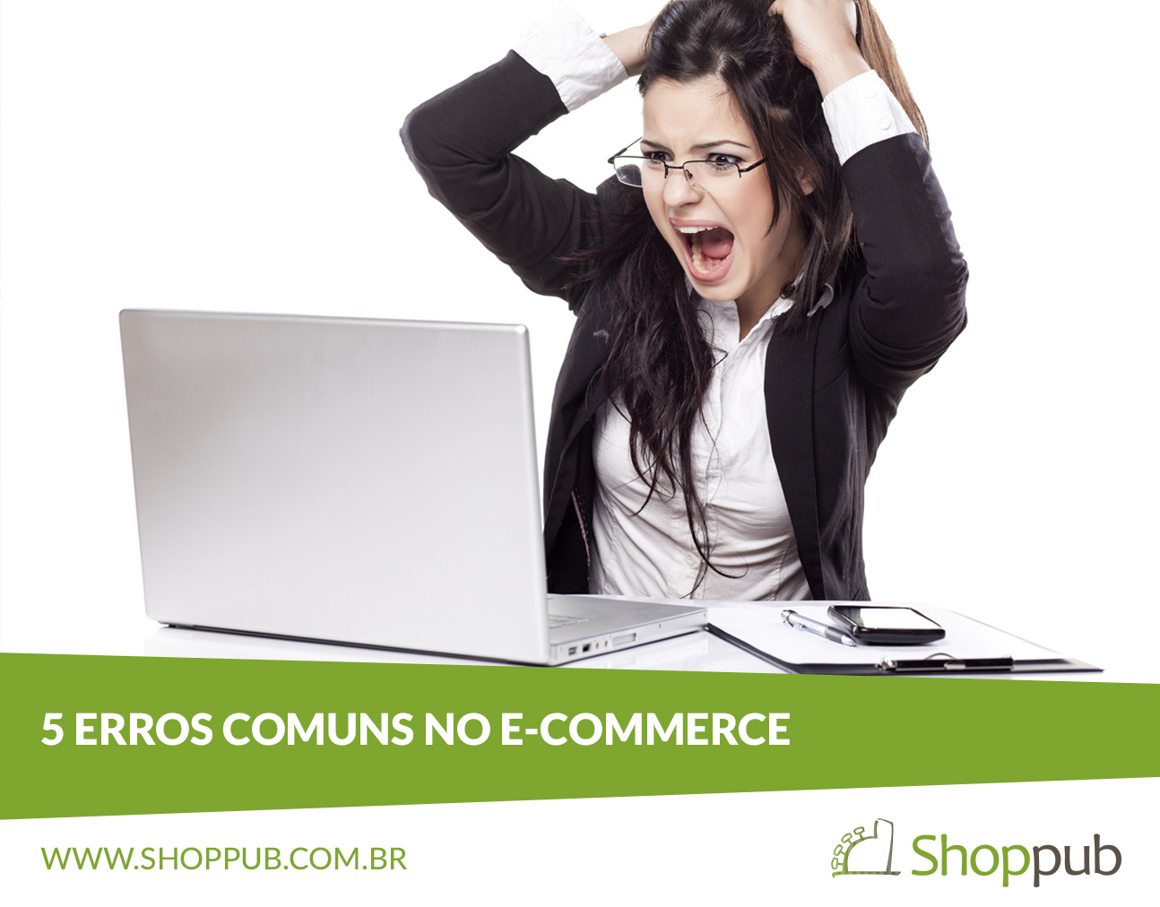 5 Erros comuns no e-commerce