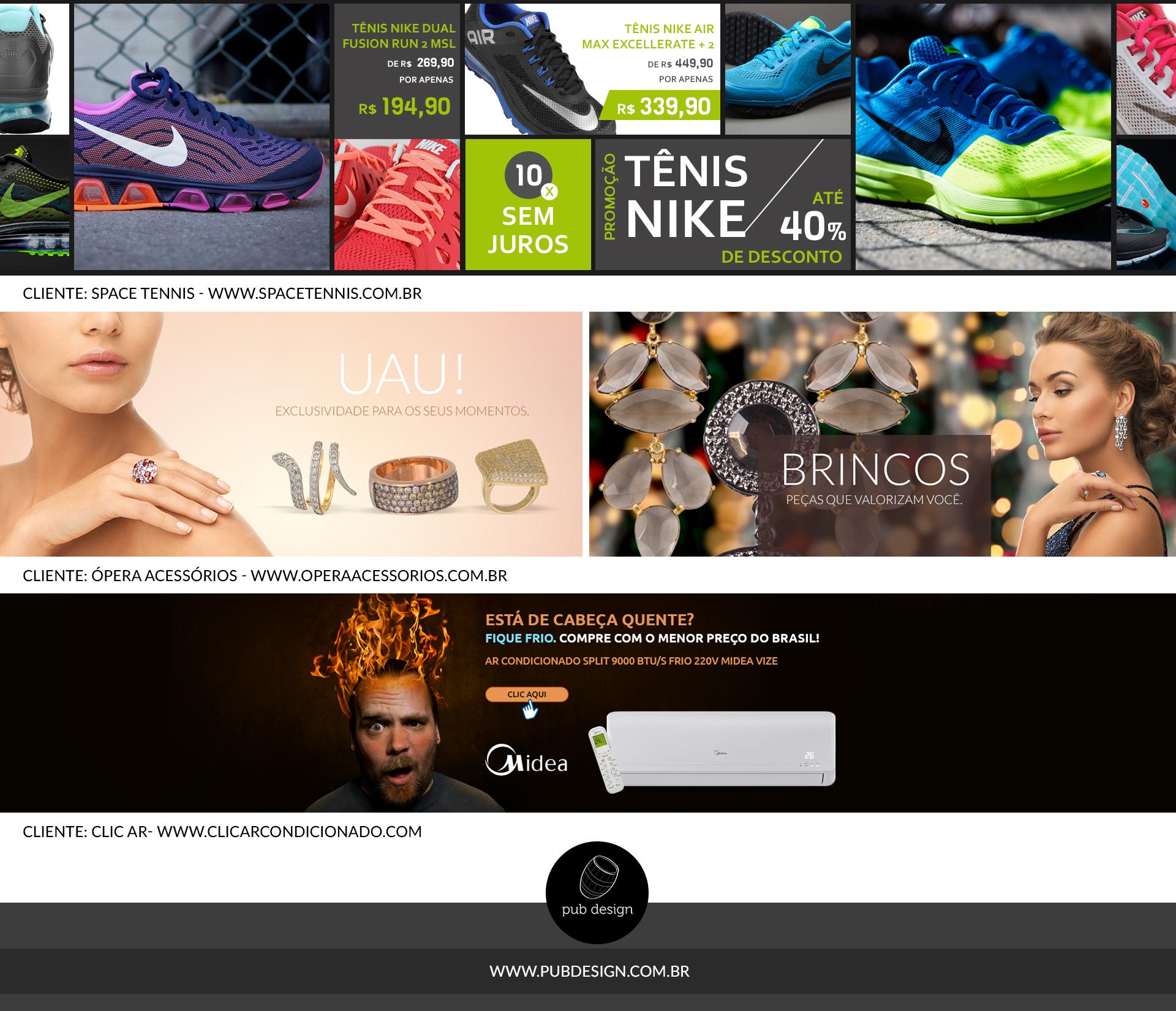 A importância do design para banners e newsletters
