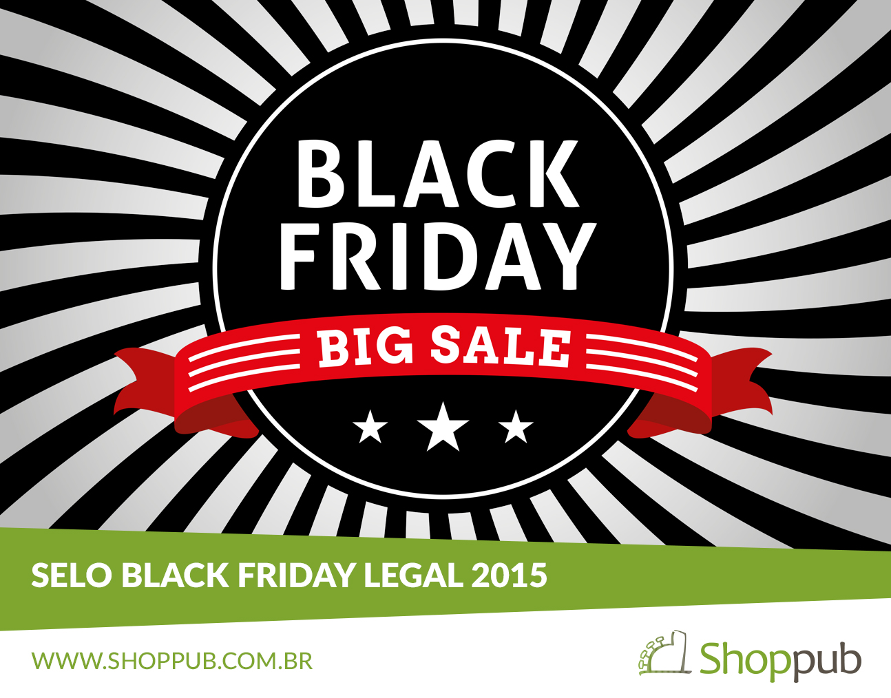 Aberta as inscrições para o Selo Black Friday Legal 2015