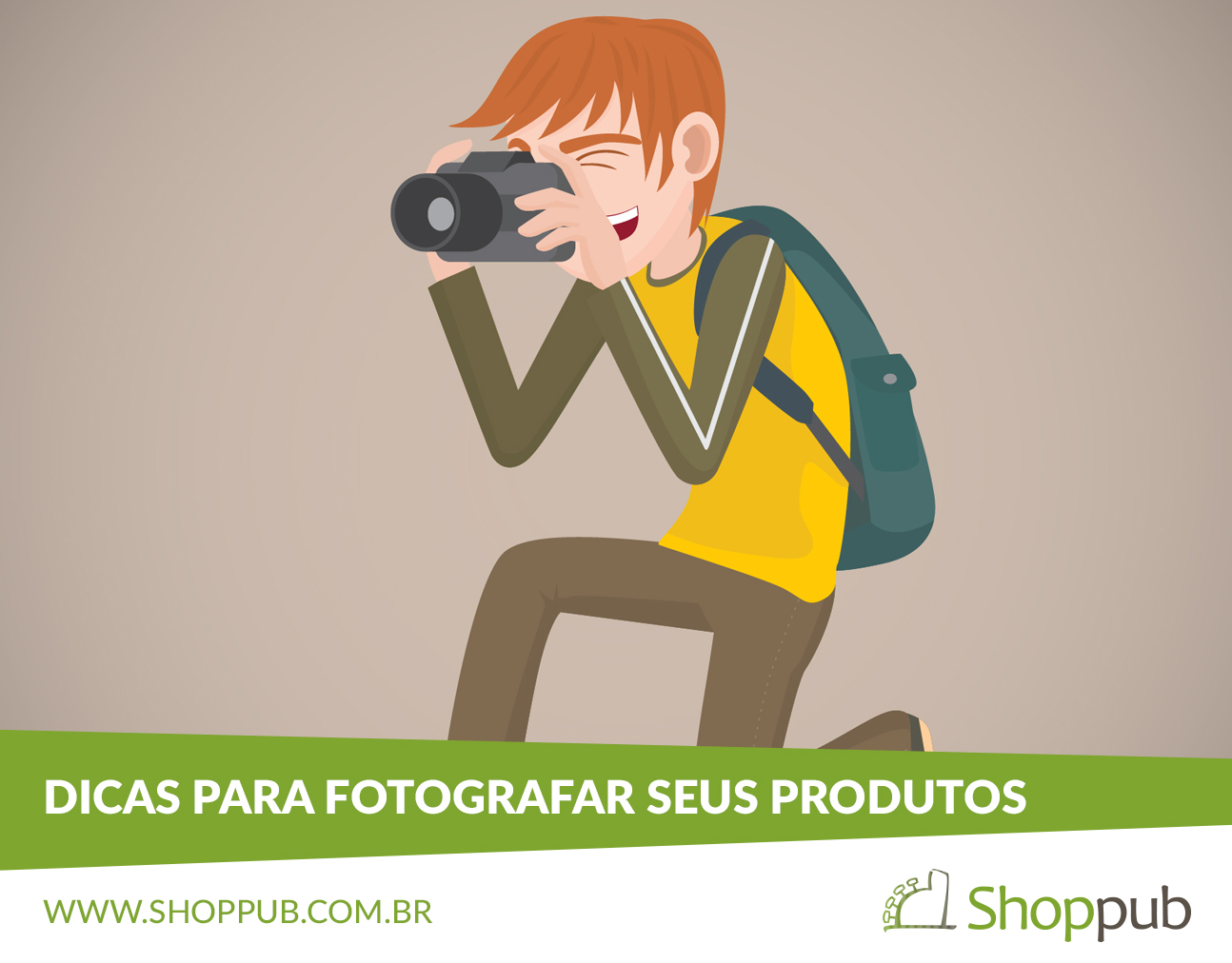 Dicas para fotografar os seus produtos