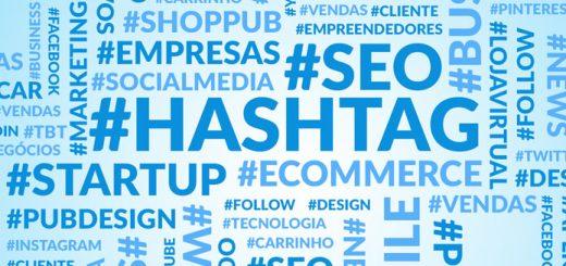 Utilizando as Hashtags