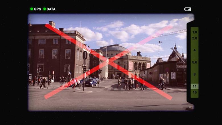Câmera impede que fotos clichês sejam tiradas