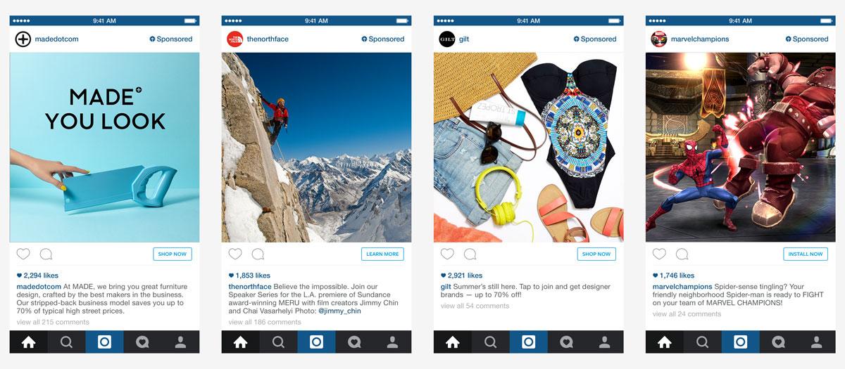 Instagram libera vídeos de 30 segundos para empresa