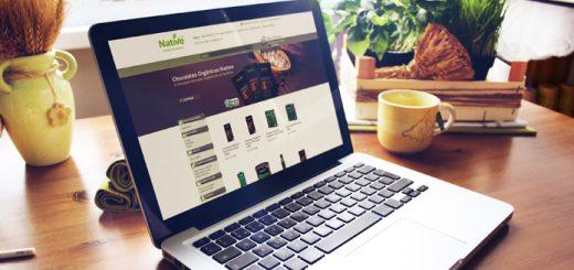 E-commerce alimentício