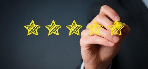 4 formas de encorajar avaliações positivas dos seus clientes