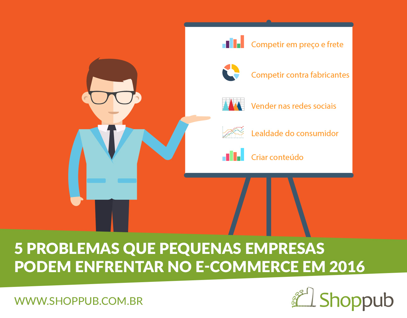 5 problemas que pequenas empresas podem enfrentar no e-commerce em 2016