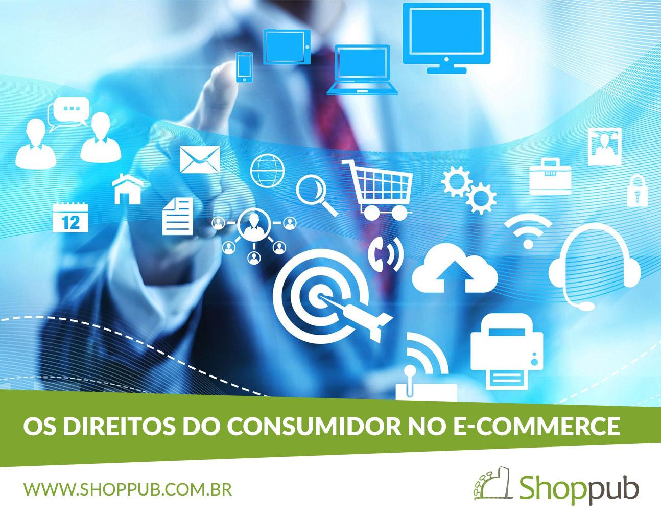 Os direitos do consumidor no e-commerce