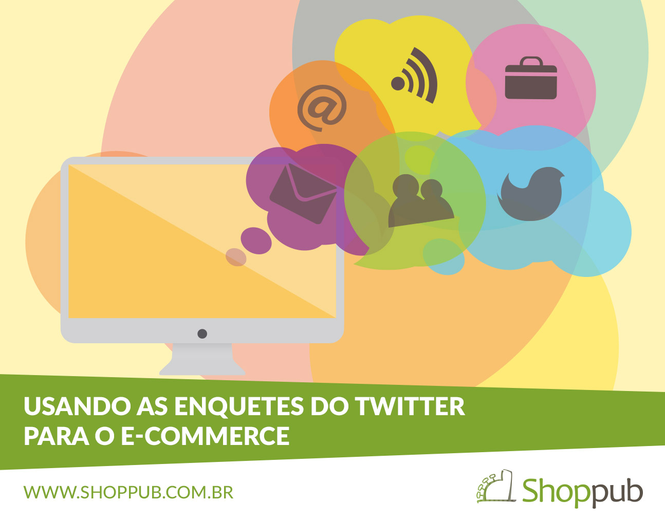 Usando as enquetes do Twitter para o E-commerce