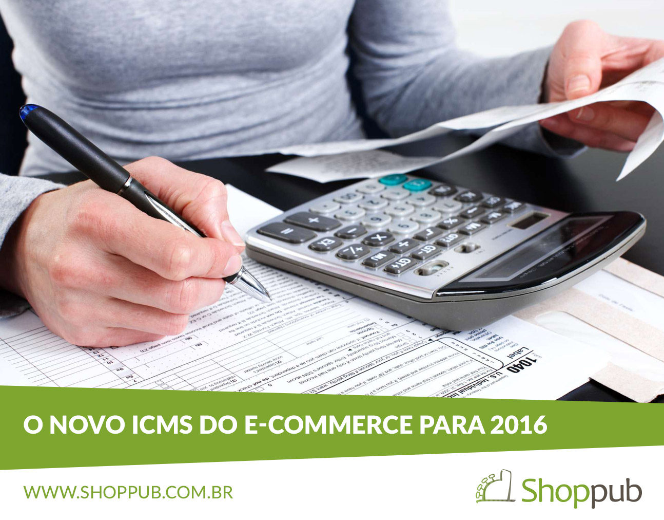 O novo ICMS do e-commerce para 2016