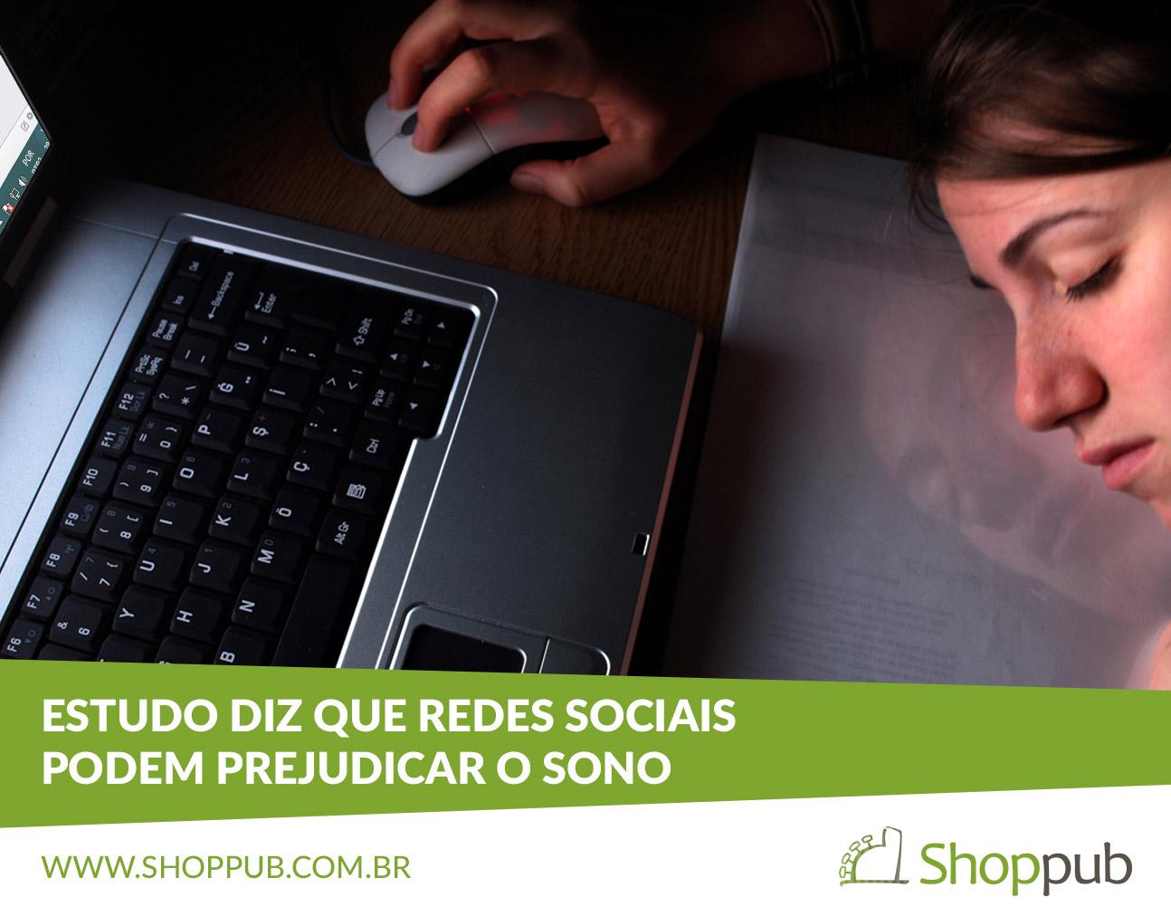 Estudo diz que redes sociais podem prejudicar o sono