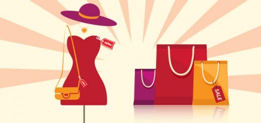 Moda se torna a categoria mais vendida no e-commerce