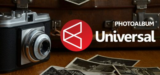 Photoalbum Universal – Loja Parceira Shoppub