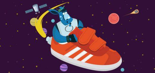 Simulador Space Tennis – Encontre o tênis ideal para você