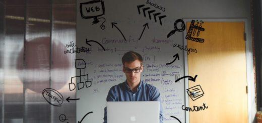 Construção de links e marketing de conteúdo