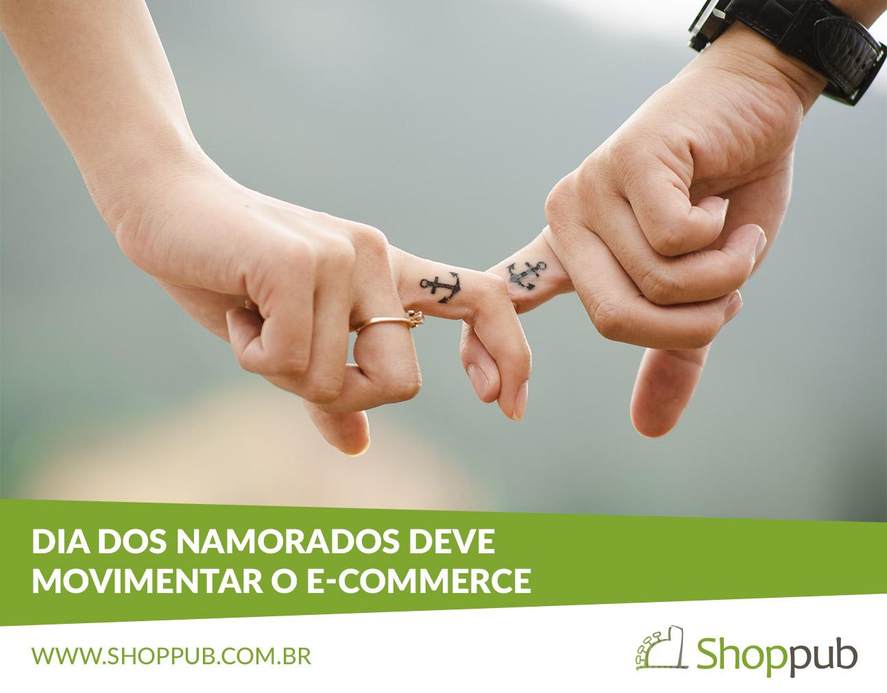 Dia dos namorados deve movimentar o e-commerce