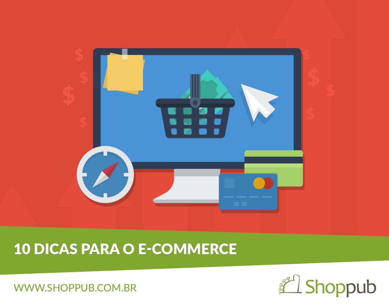 10 dicas para o e-commerce
