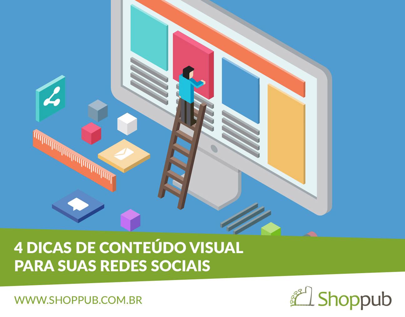 4 dicas de conteúdo visual para suas redes sociais