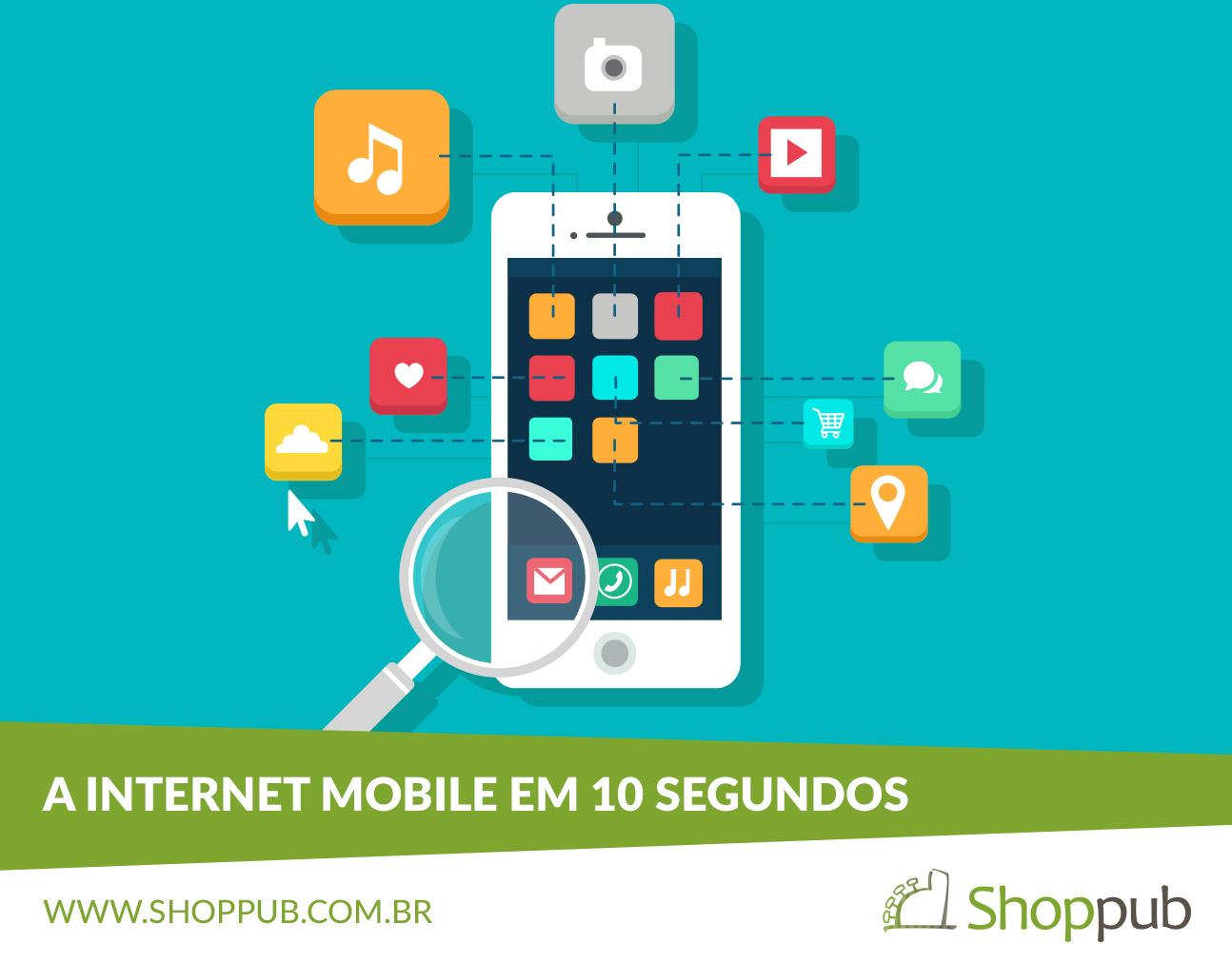 A internet mobile em 10 segundos