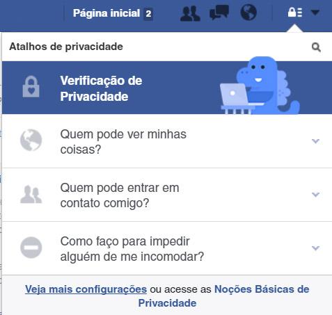 Como esconder suas publicações antigas do Facebook
