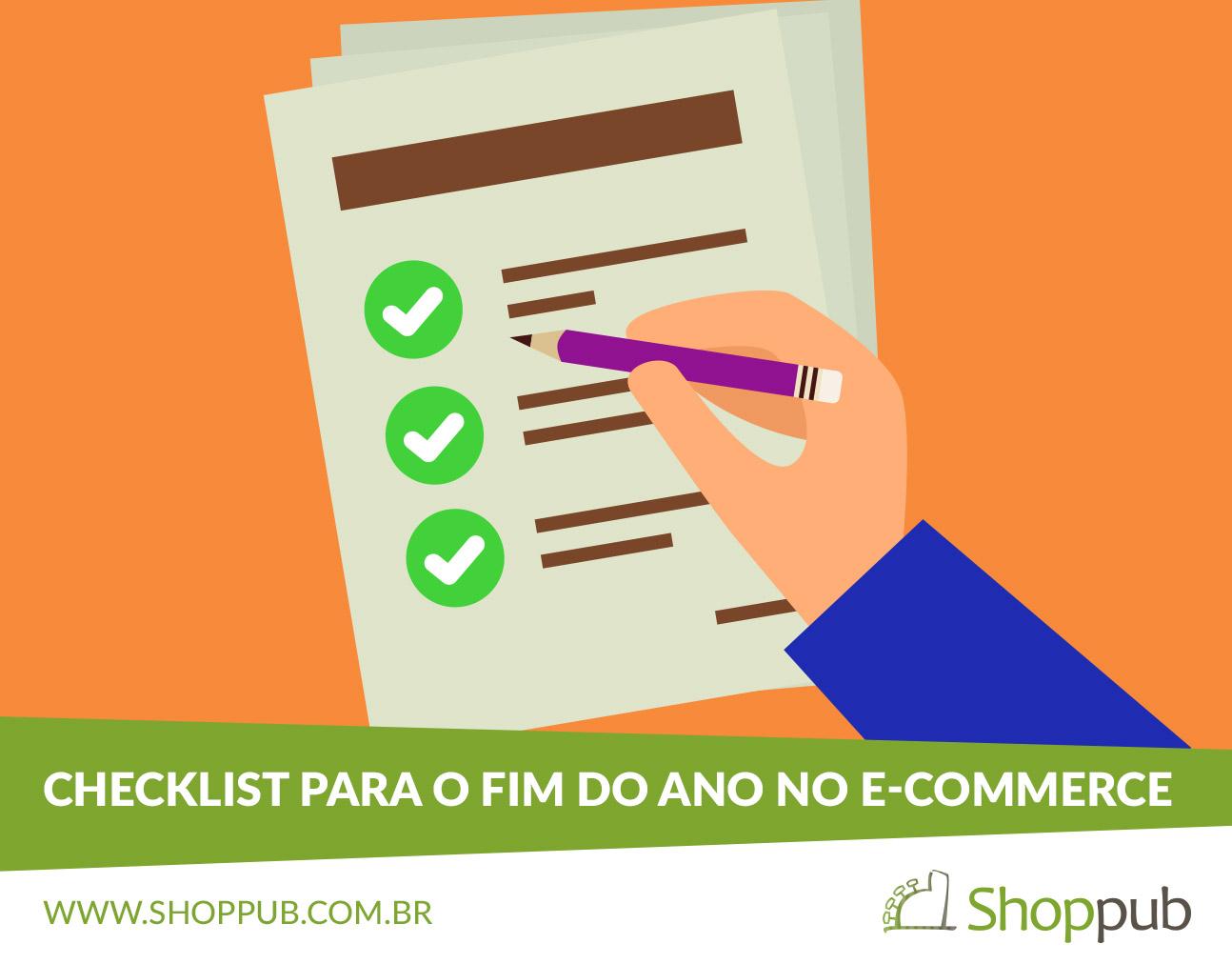 Checklist para o fim de ano no e-commerce