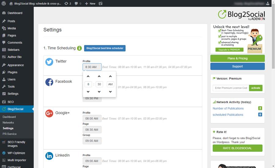 8 plugins sociais para melhorar seu blog do WordPress