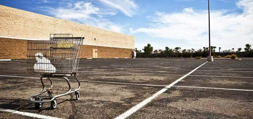 10 fatos sobre carrinho abandonado