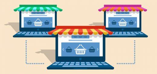 Multi lojas: universo compartilhado no e-commerce