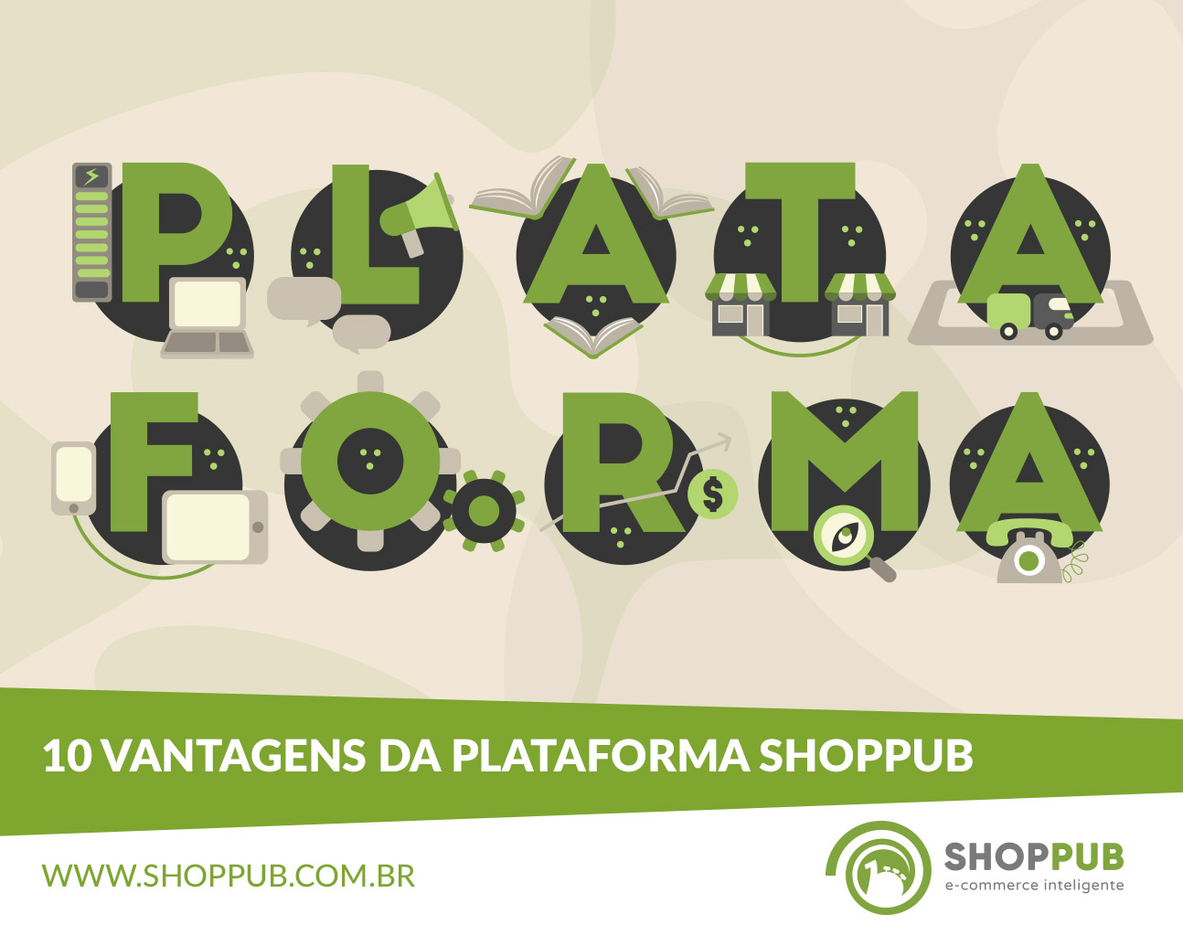 10 vantagens da plataforma Shoppub