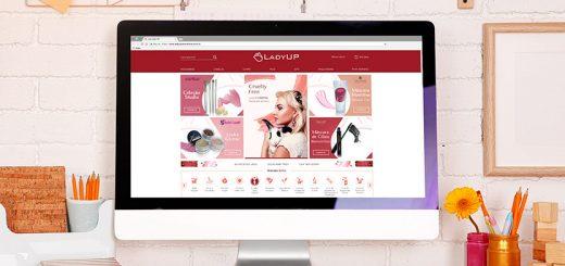 LadyUp e Rafale – Novidades na Shoppub