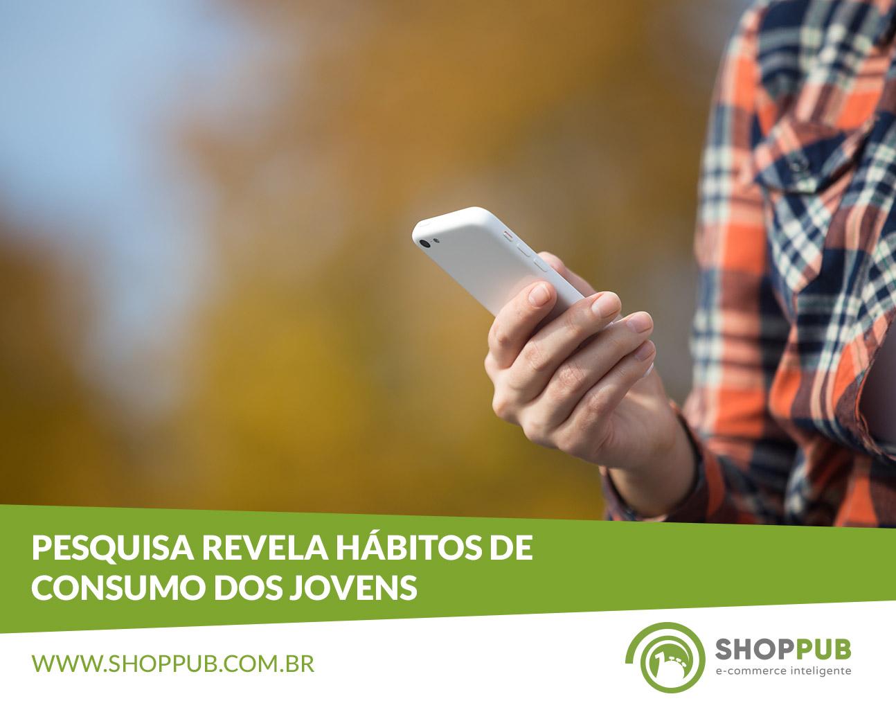Pesquisa revela hábitos de consumo dos jovens