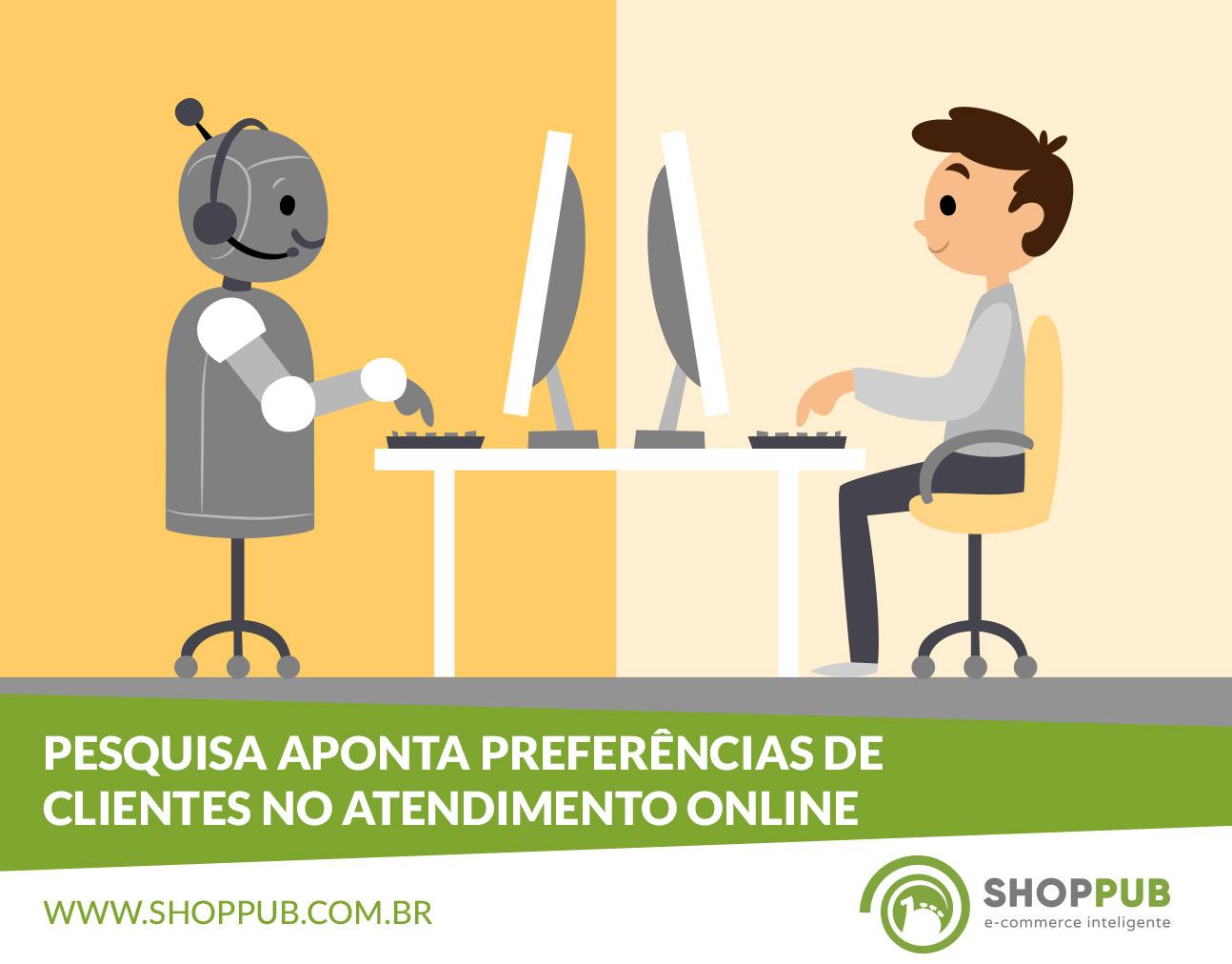 966321980a Pesquisa aponta preferências de clientes no atendimento online - Blog  Shoppub