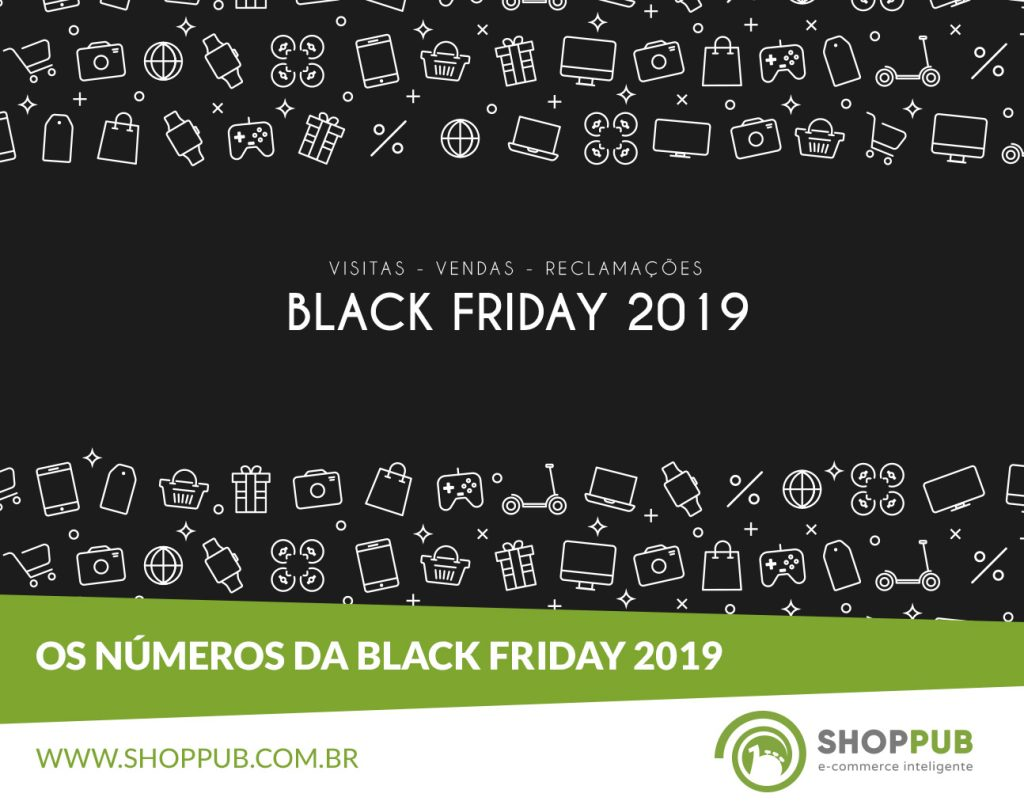 Os números da Black Friday 2019